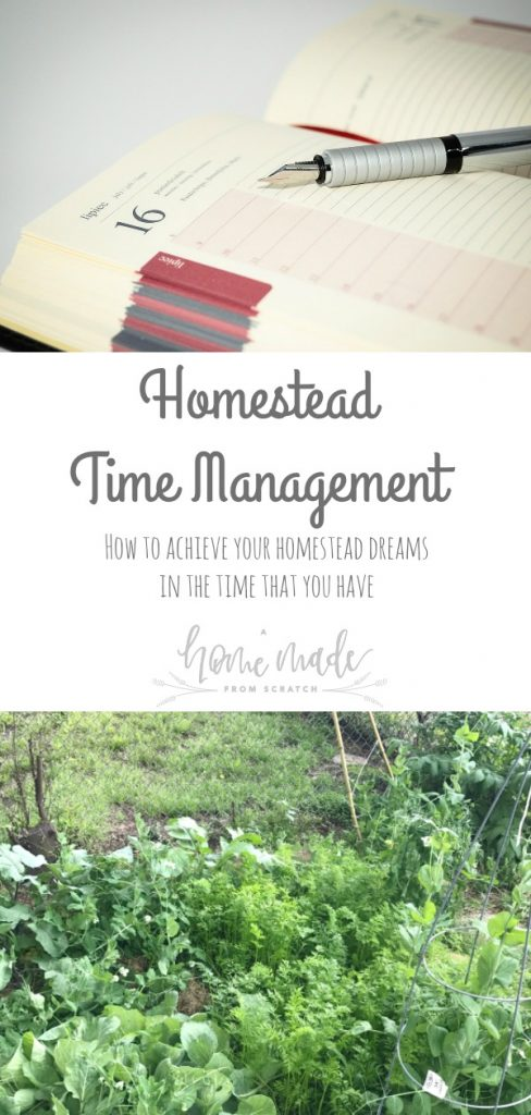 Learn strategies to get all your homesteading dreams accomplished in the time you have