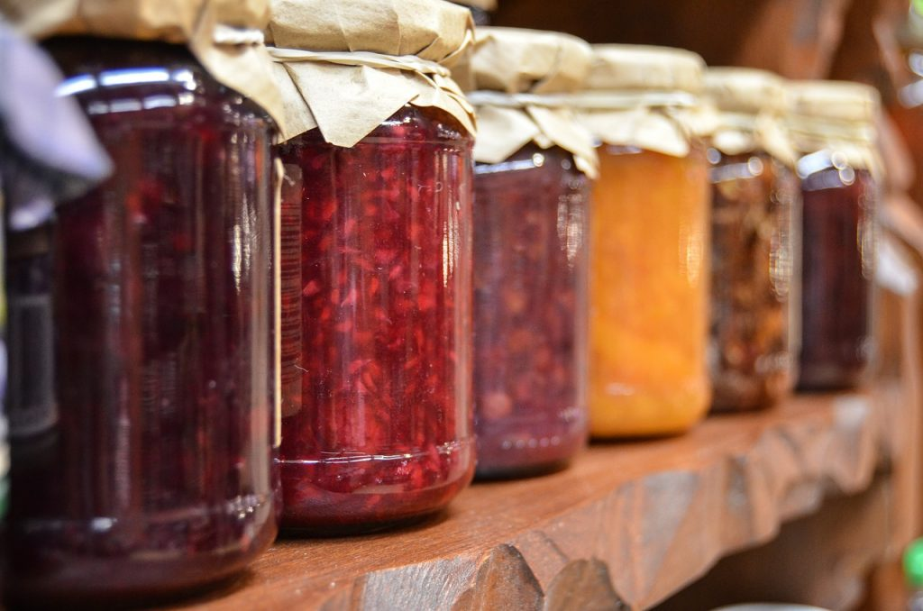 Delicious jam and jelly recipes to try with all those fun and exotic fruit trees growing on your homestead.