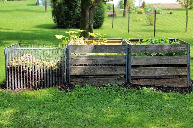 Compost is easy and helps your garden