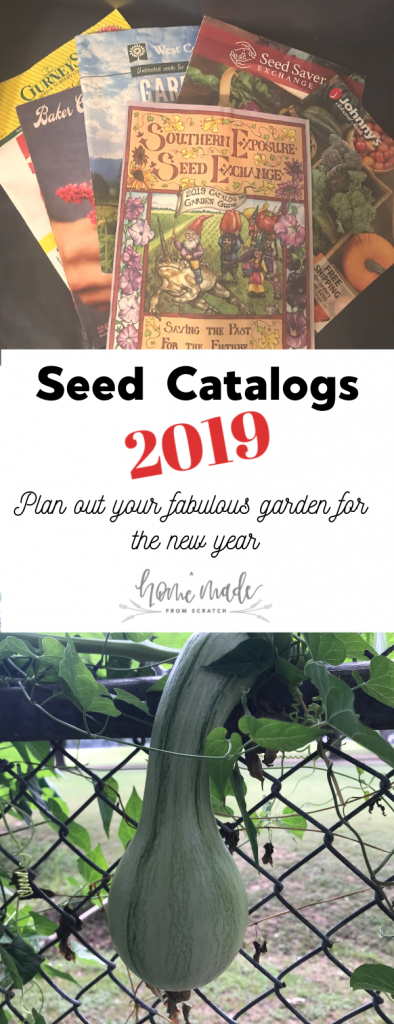 Find out the best places to get seeds and trees for your 2019 garden.