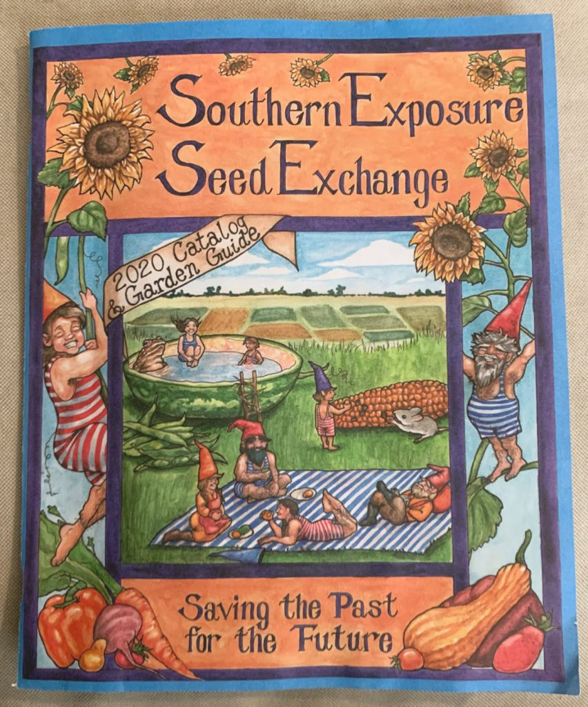 Southern Exposure Seed Exchange is perfect for the hot southern US