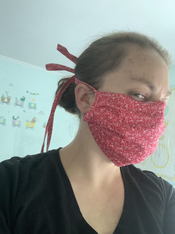 learn to sew your own mask